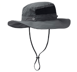 Columbia Booney Hat - it's a proven design to keep the sun out of your eyes.