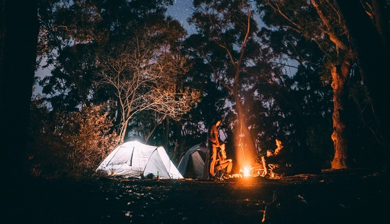 Dive in as we explore the five places for the best camping in southern California!
