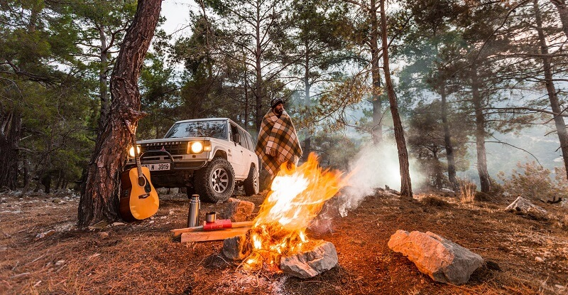 Knowing how to camp in your car can make adventure possible at the drop of a hat!