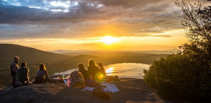 Camping with a group can be a ton of fun - but also a lot harder for a first time trip planner.