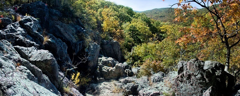 The Taum Sauk Section of the Ozark Trails is simply stunning. Look no further if you want to see some incredible sights.